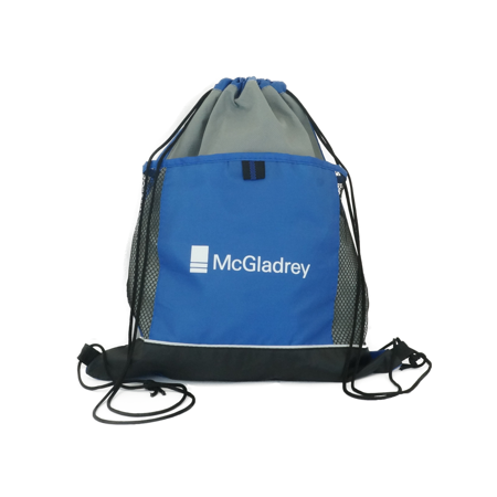mcgladrey drawstring bag