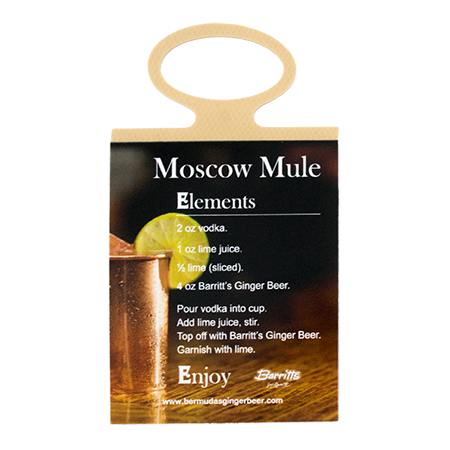moscow mule recipe tag