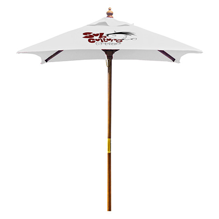 Folding Outdoor Table Umbrella
