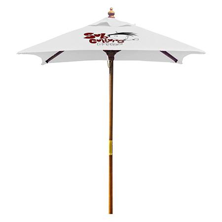 Folding Outdoor Table Umbrella