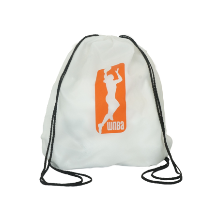 wnba drawstring bag