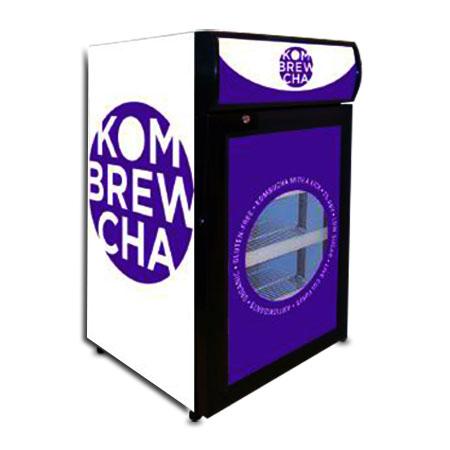 Kombrewcha Small Refrigerator