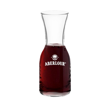 'Aberlour' Glass Carafe