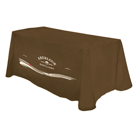 Brown Table Cover