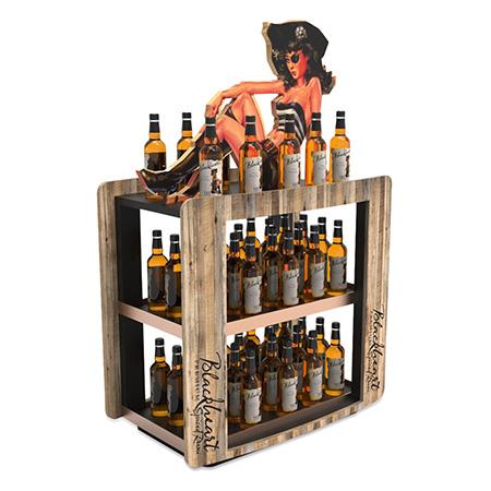 Beverage Floor Display
