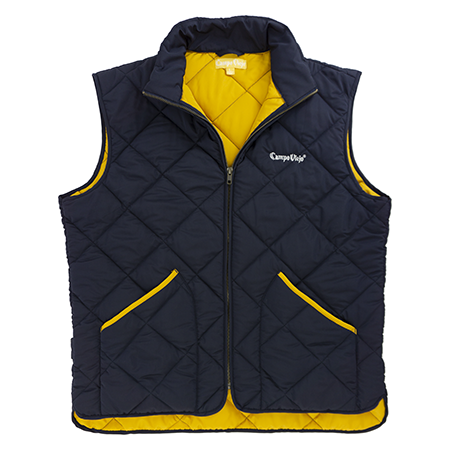 Quilted Puff Vest