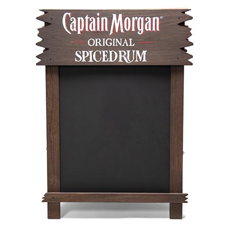 Custom Wood A Frame Sign