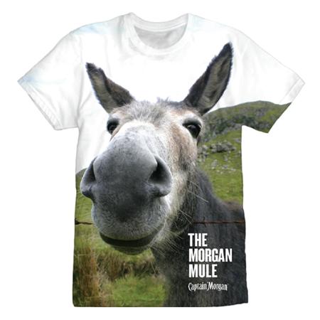 Captain Morgan Sublimated T-shirt