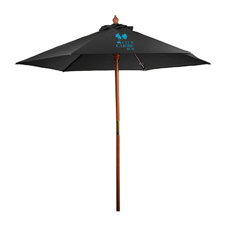 Club Caribe Market Umbrella