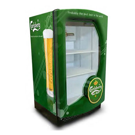 Custom-beer-refrigerator