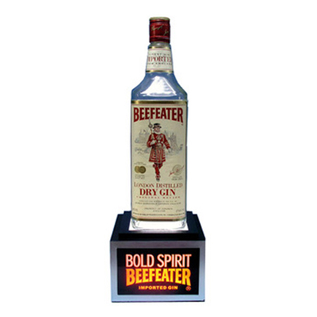 Custom Bottle Glorifier