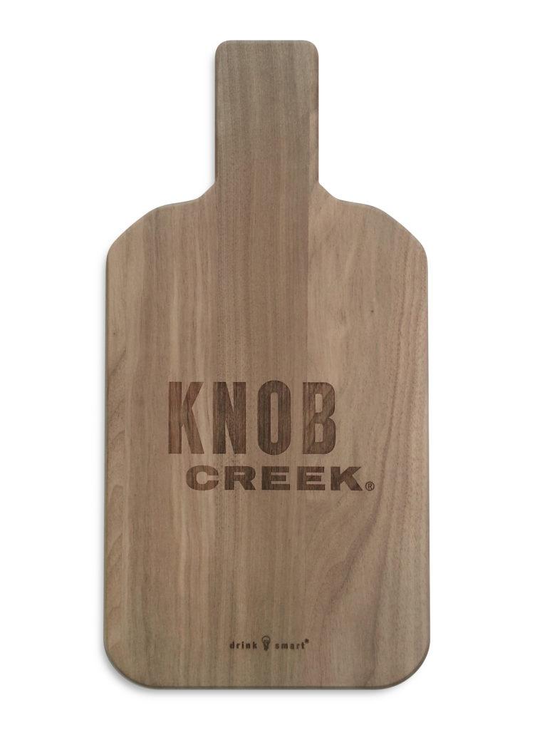 Custom-bottle-shapped-cutting-board