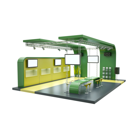 Custom-trade-show-booth-green_450