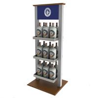Custom-wood-liquor-rack