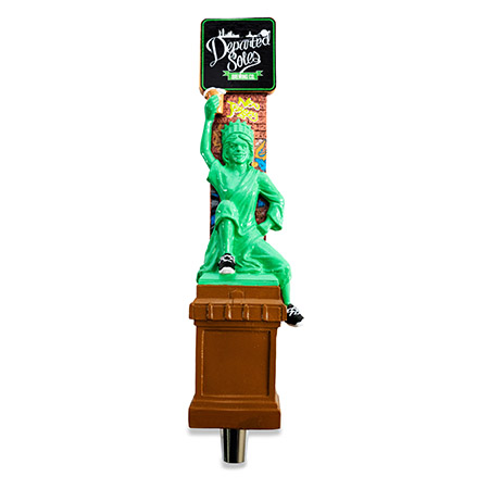 Handcrafted Tap Handle