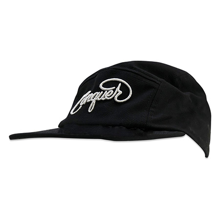 Fitted Flatbill Embroidered Hat