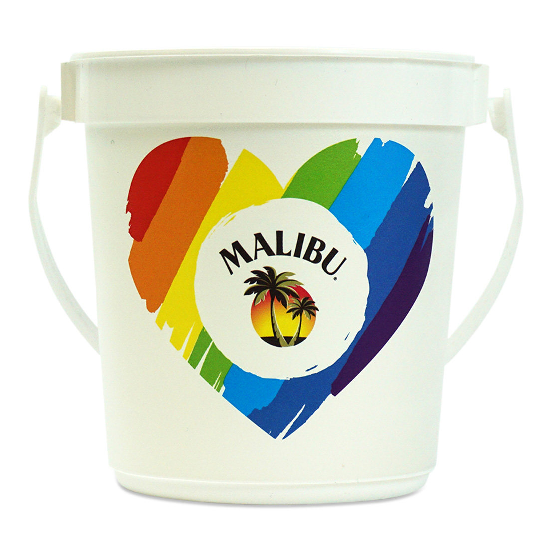 Gay Pride Drink Bucket