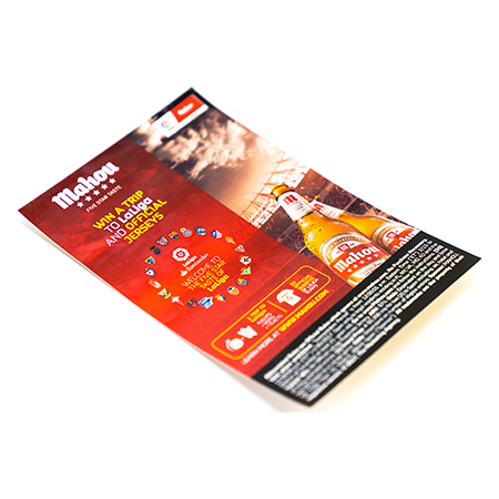 Promotional Card