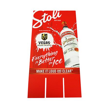 Liquor Case Card