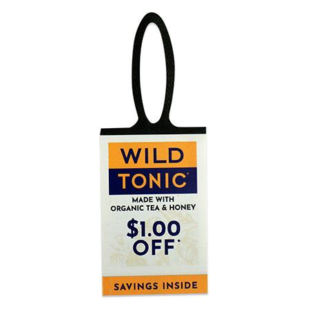 Wild Tonic Rubber Bottle Necker