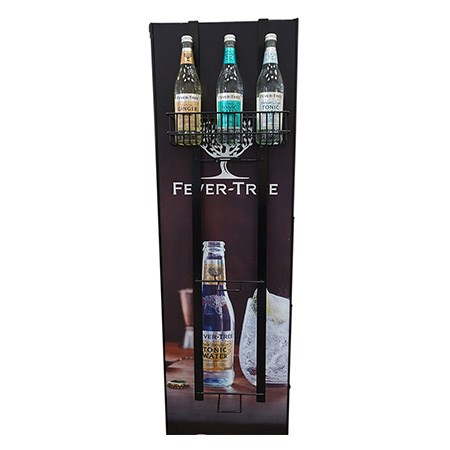 Metal Beverage Case Extender