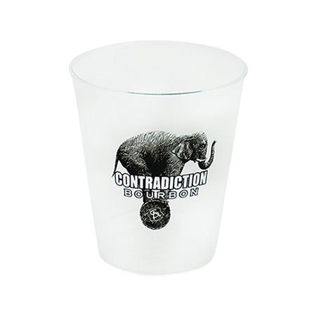 Custom Plastic Shot Glass