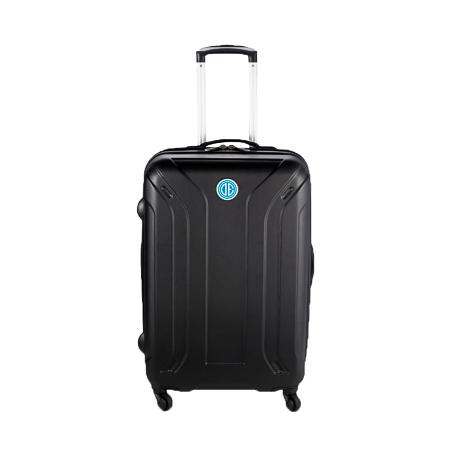 monogram rolling suitcase