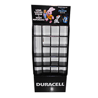 Duracell-corrugated-display-floor-display