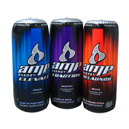 Energy Drink Inflatables