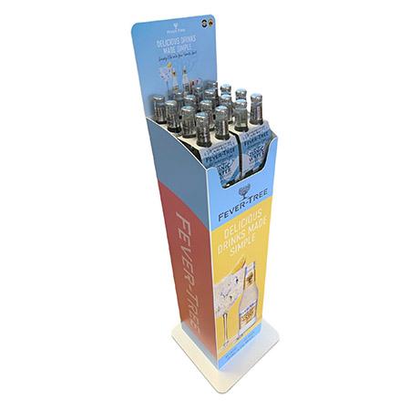 4 Pack Vertical Vendor Display