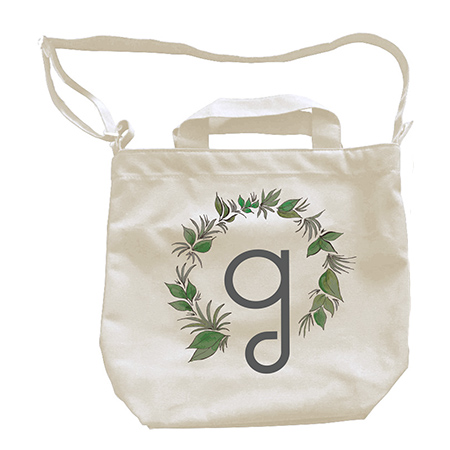 Custom Baggu Style Tote Bag