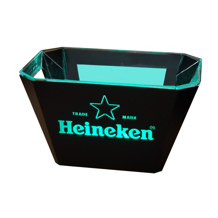 LED VIP Ice Bucket
