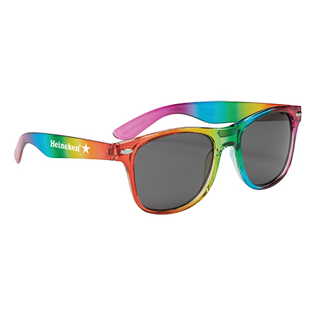 Pride Month Rainbow Sunglasses