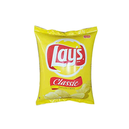 Giant Inflatable 'Lays' Bag Display