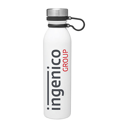 Aluminum Twist Top Water Bottle