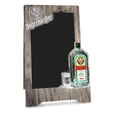 Custom A-Frame Chalkboard