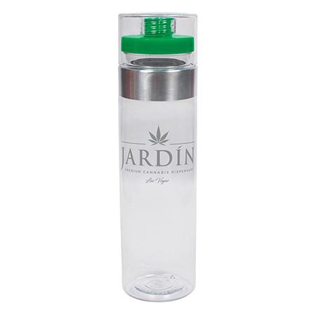 Twist Off Cap Water Bottle