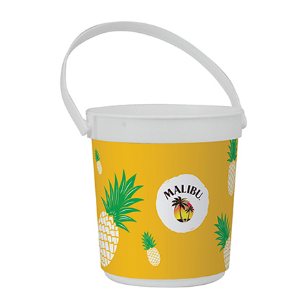 Malibu Pineapple Summer Drink Bucket