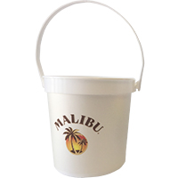Malibu-rum-bucket