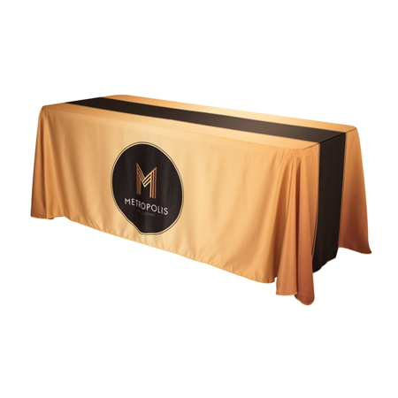 Metallic Table Cover