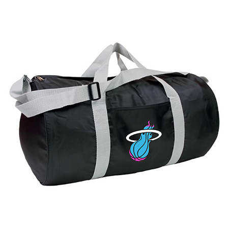 Miami Heat Duffel Sports Bag