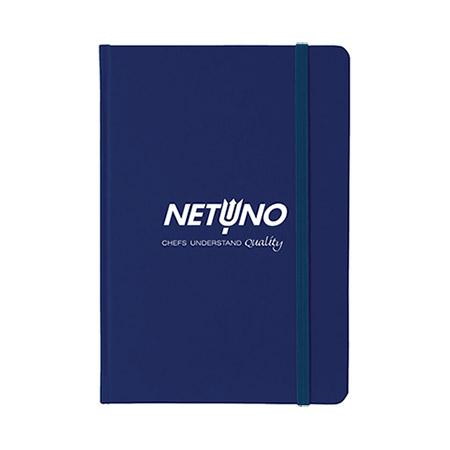 Bound Blue Notebook
