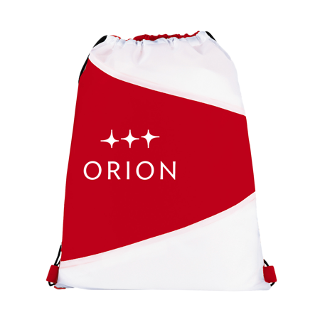 orion cinch drawstring bag