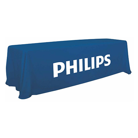 Philips Blue Table Cover