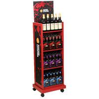 Rolling-metal-liquor-rack