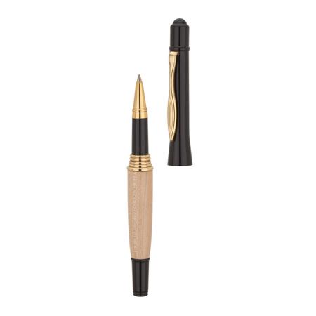twist off cap custom wood pen