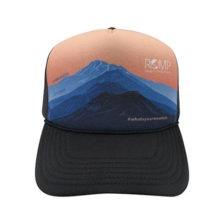 Screen Printed Mesh Hat