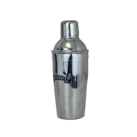 3 Piece Stainless Steel Cocktail Shaker