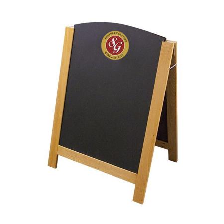 A-Frame Black Board Sign