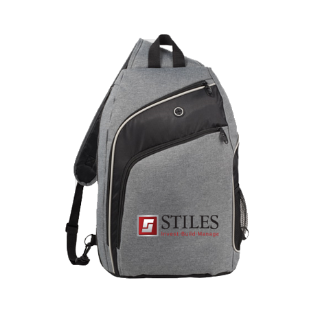 stiles single strap back pack
